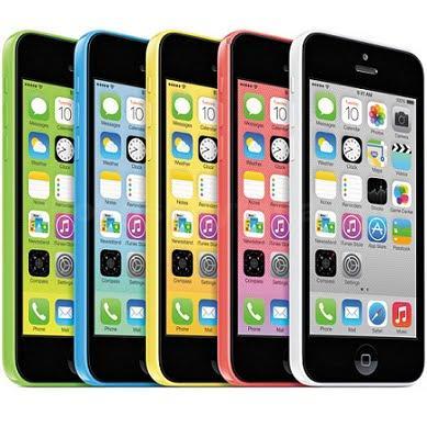 Apple iPhone 5C 2013