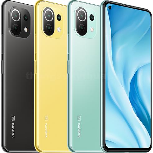 Điện thoại Xiaomi Mi 11 Lite 5G 2021