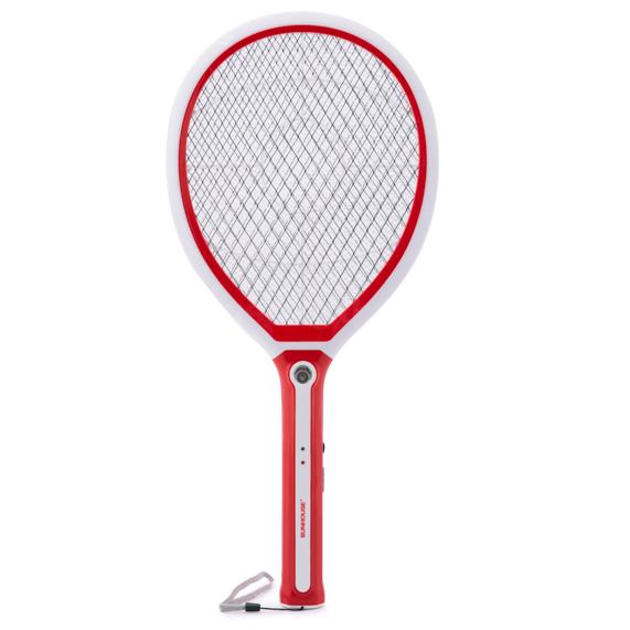 Vợt muỗi SUNHOUSE SHE-SW01.R đỏ