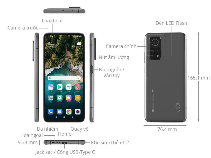 Xiaomi Mi 10T 5G 2020