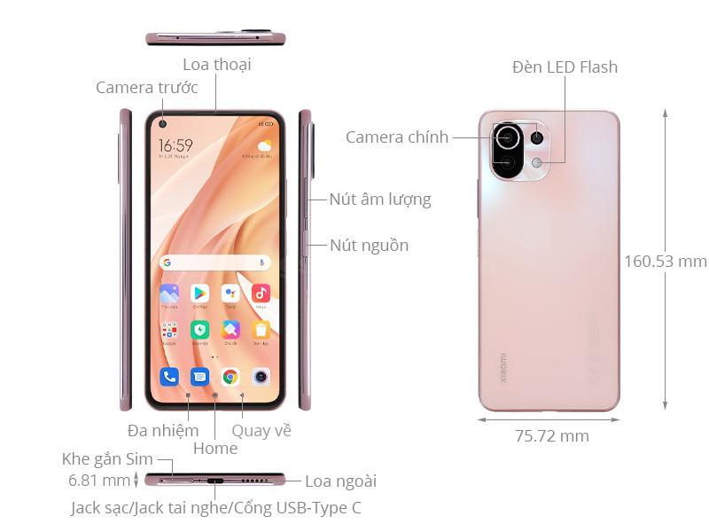 Xiaomi Mi 11 Lite 4G 2021 (2)