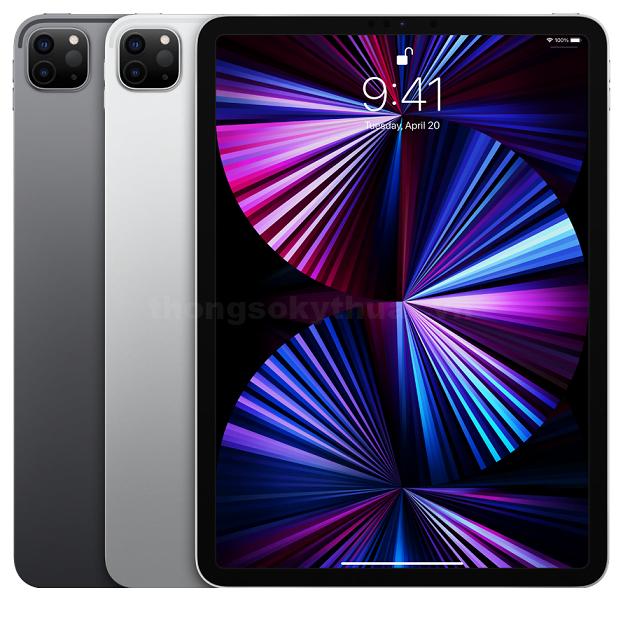 iPad Pro 11 inch (4G+Wifi) 2021