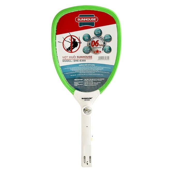 Vợt muỗi SUNHOUSE SHE-E350
